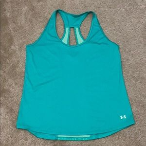 Under Armour green
